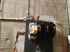 Организовать электросеть для стиральной машины на Сельскохозяйственной