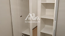 Собрать трёхстворчатый шкаф