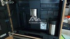 Установить новую встроенную кофемашину Bosch