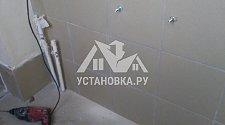 Произвести работу по прокладке канализационных труб в лабораторном корпусе
