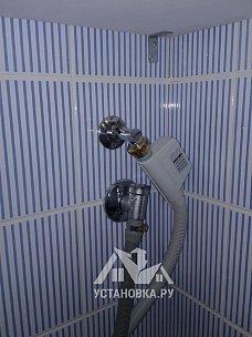 Работа по установке сушильной машины с постановкой в колонну