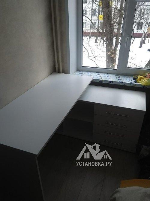 Собрать новый компьютерный стол