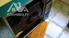 Установить подвесную вытяжку Krona Jessica slim PB 500 inox