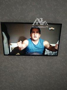 Подвесить телевизор