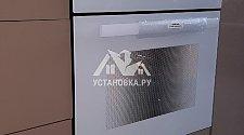 Установить новый электрический духовой шкаф