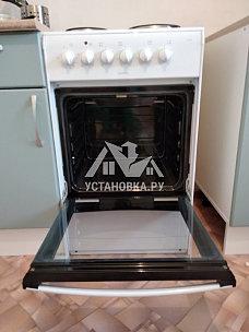 Установить новую электрическую плиту