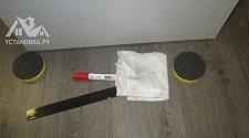 Навесить магнитно-маркерную доску в офисе