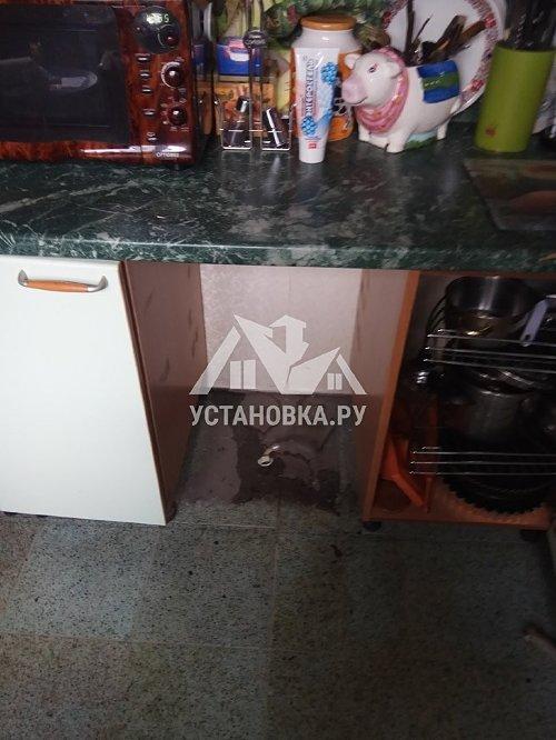 Демонтировать и установить встраиваемую посудомоечную машину Аристон