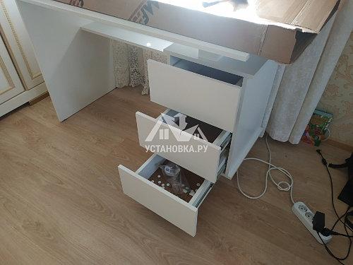 Собрать стол компьютерный