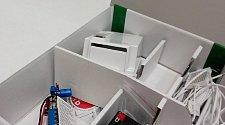 Установить систему от протечек воды gidrolock
