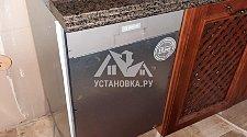 Установить посудомоечную машину встраиваемую Bosch SPV6HMX4MR
