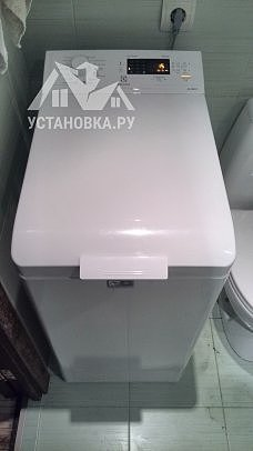 Установить стиральную машину Electrolux EWT 1064 ILW