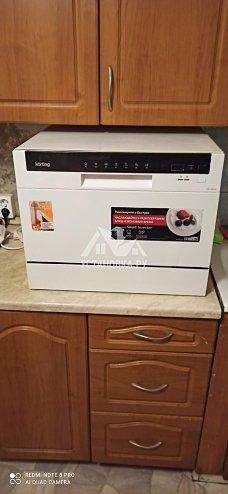 Установка настольной посудомоечной машины