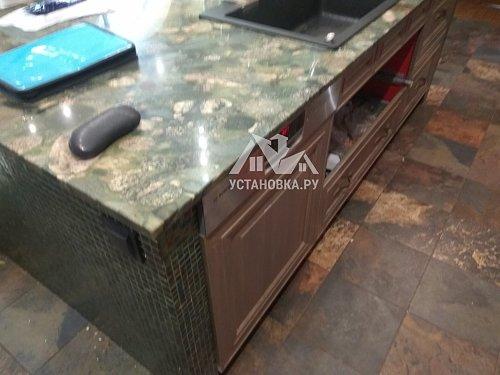 Установить встраиваемую посудомоечную машину Bosch SMI 46KS01 E