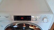 Установить отдельно стоящую стиральную машину на кухне