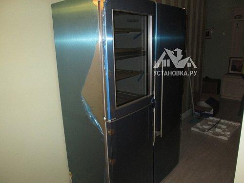 Установить холодильник Liebherr SBSes 7165