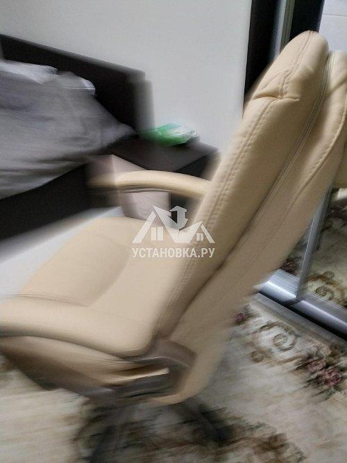 Собрать в квартире новое компьютерное кресло