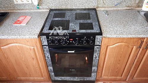 Установить электрическую плиту Gefest 6560-03 0043