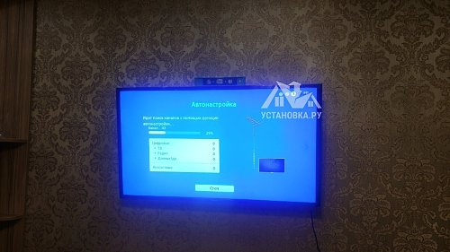 Навесить телевизор Samsung UE40M5000AU