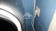 Демонтировать установить настенную стиральную машину Daewoo