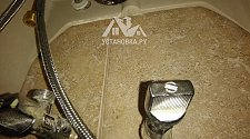 Стандартное подключение подвесной раковины