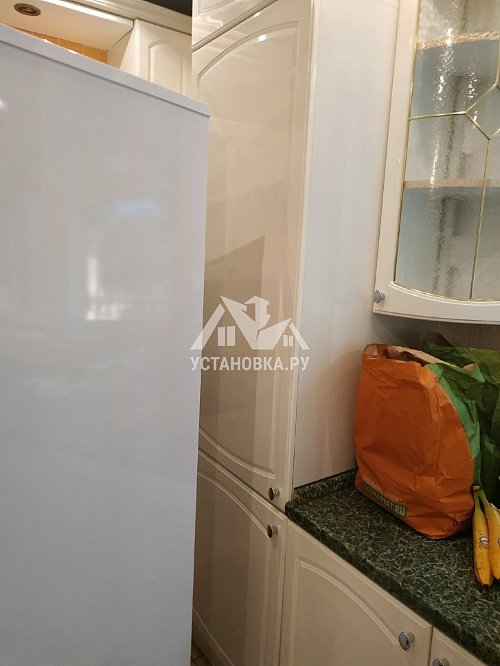 Перевесить двери на отдельностоящем холодильнике