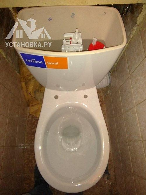 Установить обратный клапан в ванной
