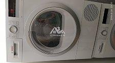 Установить сушильную машину Bosch WTR85V20OE в колону