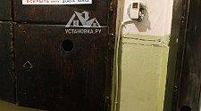 Установить проводной дверной звонок