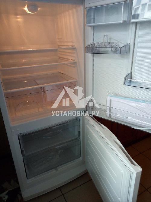 Установить новый холодильник Атлант