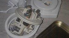 Заменить накладную розетку для электрической плиты