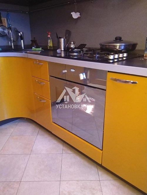Установить новый электрический духовой шкаф Gorenje на Фонвизинской