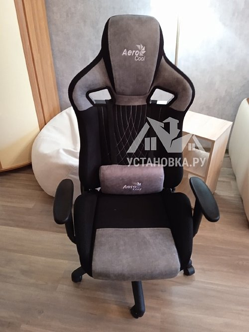 Сборка кресла