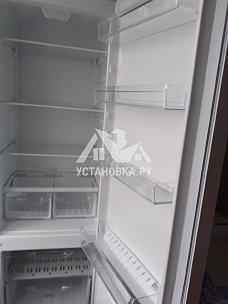 Установить отдельностоящий холодильник Индезит