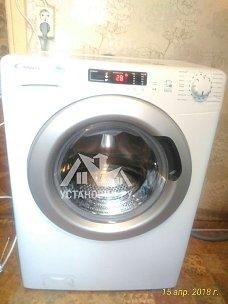 Подключить стиральную машину соло Кадни