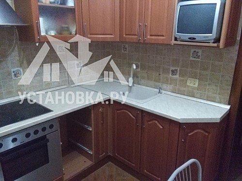 Заменить столешницу на кухне