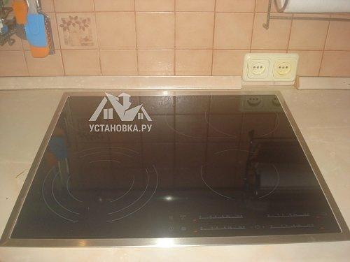 Установить электрическую варочную панель Electrolux EHF 96547