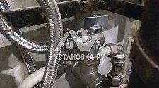Установить проточный водонагреватель с врезкой в систему водоснабжения