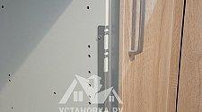 Установить электрический духовой шкаф Bosch HBF 114ES0R
