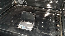 Установить газовую плиту