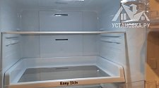 Установить отдельно стоящий холодильник samsung