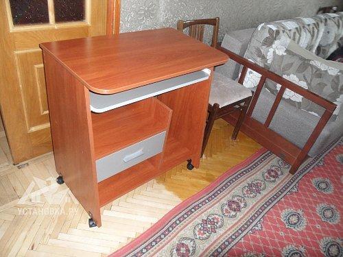 Собрать компьютерный стол Живой дизайн СК-3М