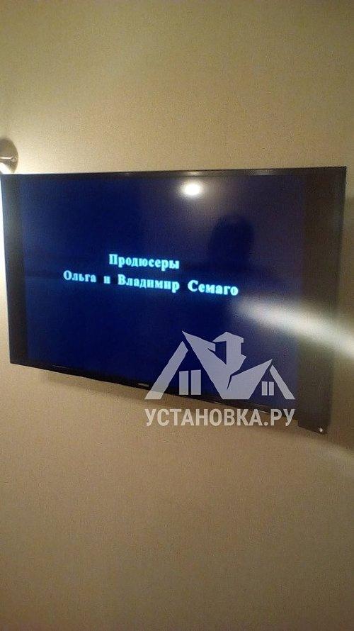 Навесить телевизор Samsung UE32M5550AU на стену