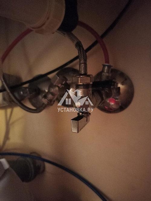 Установить смеситель Blanco Fontas II на мойку