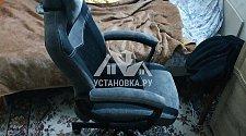 Собрать новое компьютерное кресло Бюрократ VIKING 6