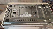 Установить на кронштейн микроволновую печь