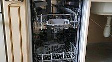 Установить встроенную посудомоечную машину