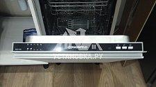 Встроить посудомоечную машину