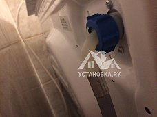 Подключить стиральную машину AEG