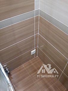 Установить в ванной отдельно стоящую стиральную машину LG F1096SD3